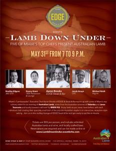 Lamb Down Under
