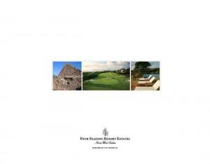 Four Seasons Resort Estates, Nevis
